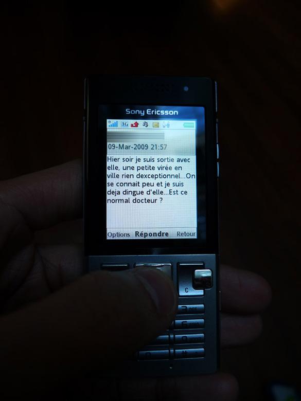 Secret Message Service - 06 19 57 19 92