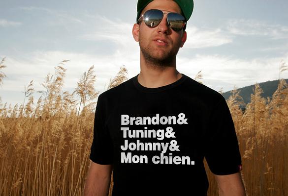 thx @theoze pour le leet tshirt !