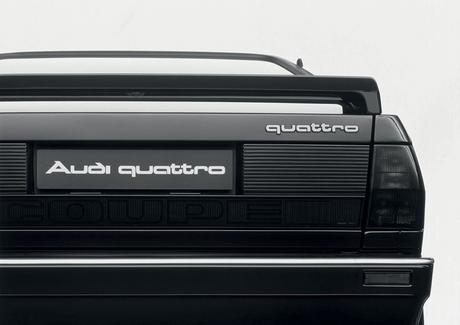 Jubilaeumsmagazin Historie/Audi quattro